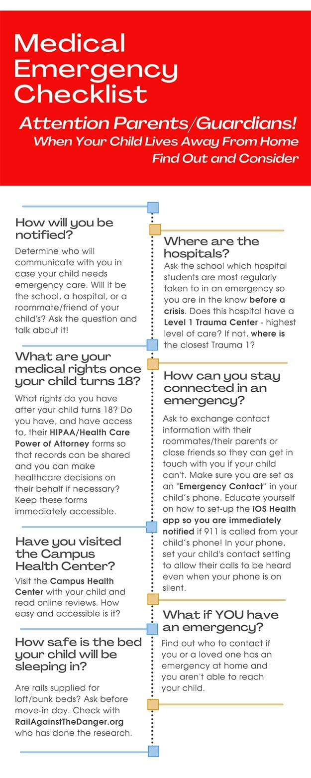Medical Checklist for Adults